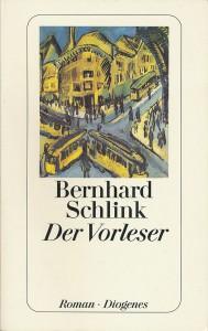Cover von Bernhard Schlinks Der Vorleser © Diogenis Verlag / B. Schlink