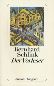 Cover von Bernhard Schlinks Der Vorleser